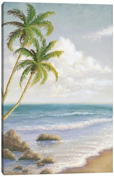 Atlantic Seaside I Canvas Art Print
