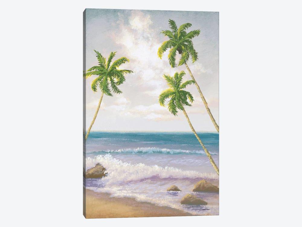 Atlantic Seaside II by Michael Marcon 1-piece Canvas Art Print