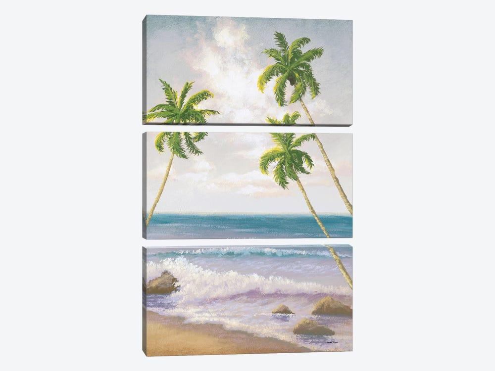 Atlantic Seaside II by Michael Marcon 3-piece Art Print