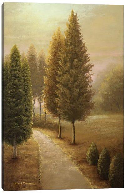 Auburn I Canvas Art Print