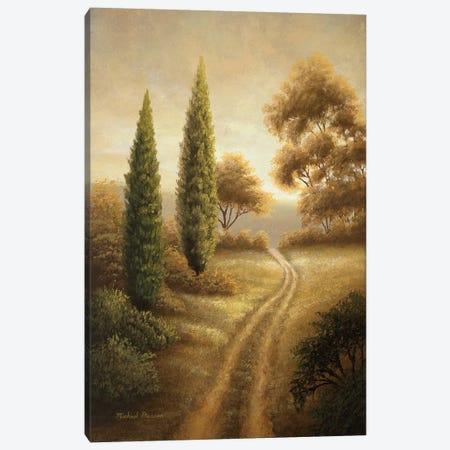 Auburn II Canvas Print #MMC27} by Michael Marcon Canvas Art Print
