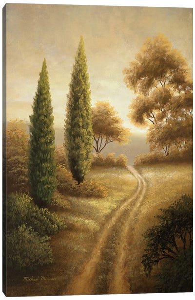 Auburn II Canvas Art Print