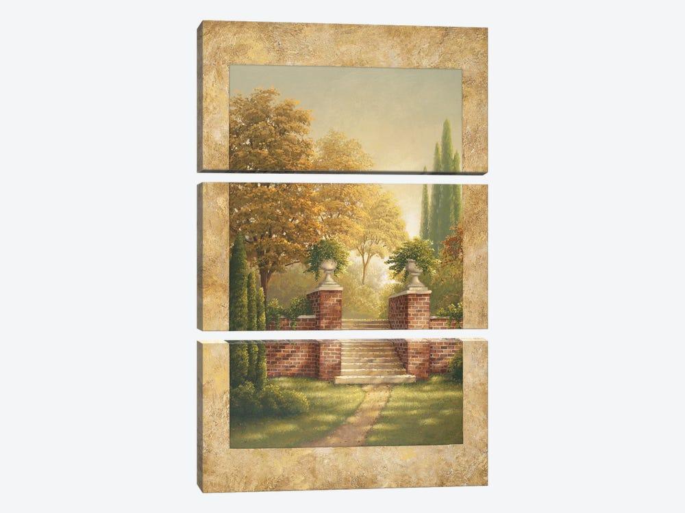 Autumn Light I by Michael Marcon 3-piece Canvas Art Print
