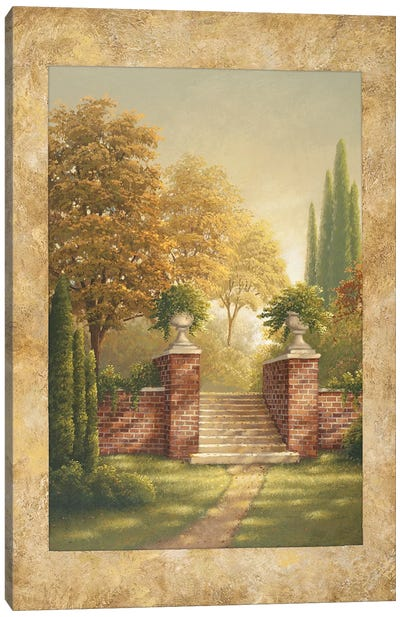 Autumn Light I Canvas Art Print