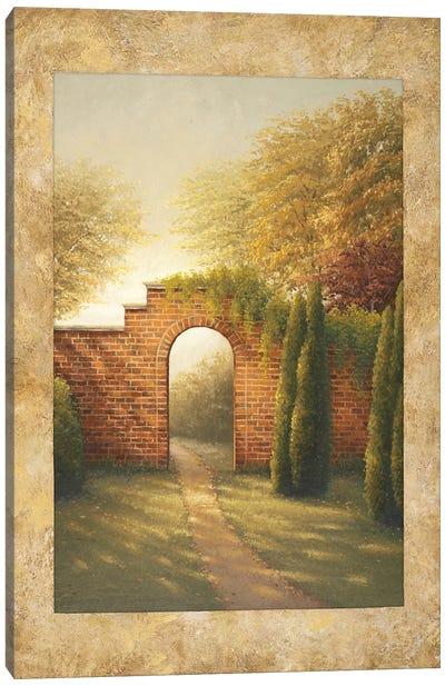 Autumn Light II Canvas Art Print