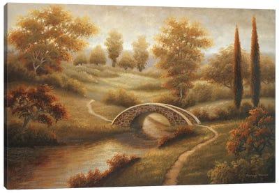 Caryville Canvas Art Print