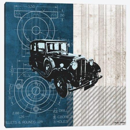 Classy Ride II Canvas Print #MMC36} by Michael Marcon Canvas Wall Art