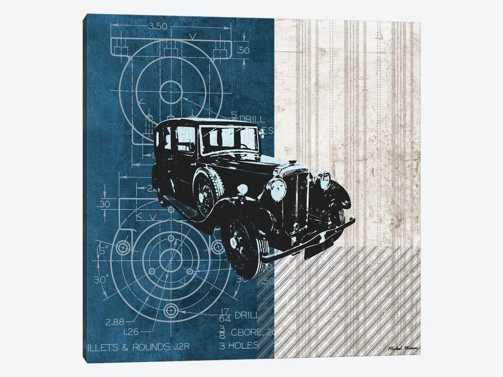 Classy Ride II by Michael Marcon 1-piece Canvas Art Print