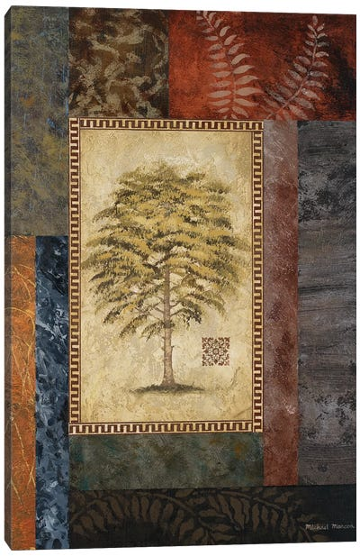 Eucalyptus Tree II Canvas Art Print