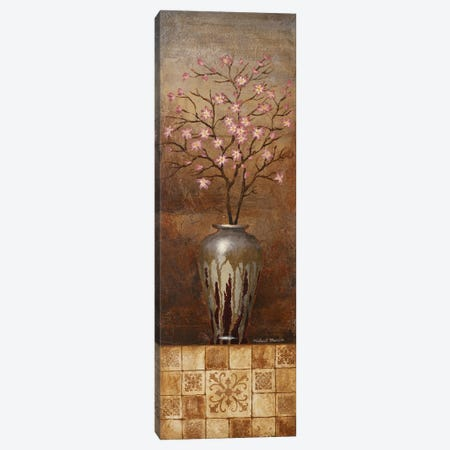 Fantasy Floral I 3-Piece Canvas #MMC49} by Michael Marcon Canvas Artwork