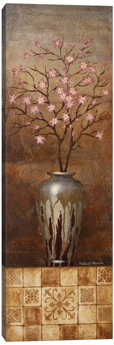 Fantasy Floral I Canvas Art Print