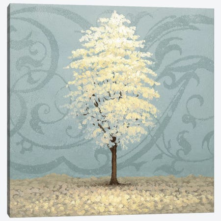 Blue Radiance II Canvas Print #MMC4} by Michael Marcon Canvas Art Print