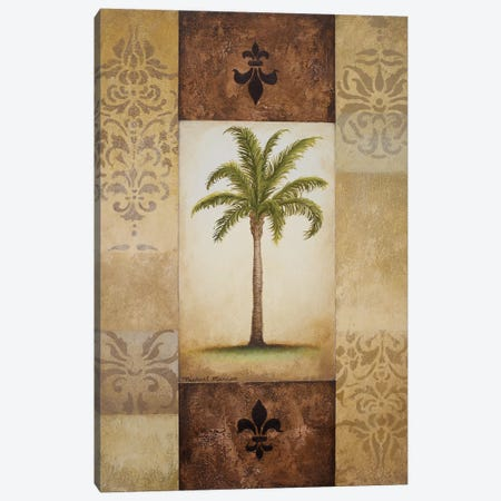 Fantasy Palm I Canvas Print #MMC51} by Michael Marcon Art Print