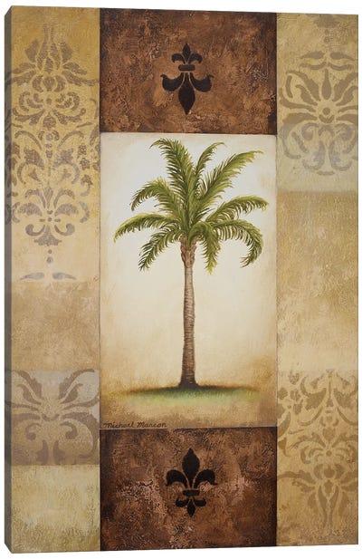 Fantasy Palm I Canvas Art Print