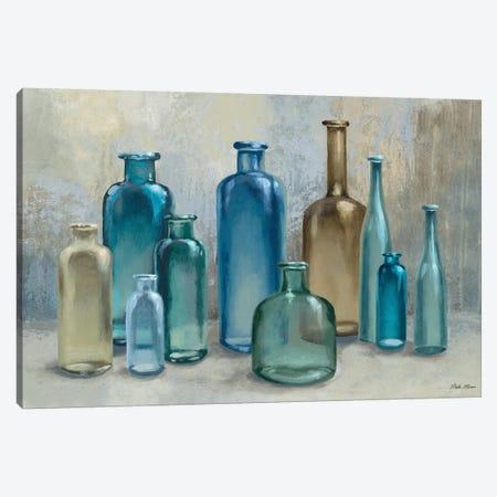 Glass Reflections Canvas Print #MMC66} by Michael Marcon Art Print