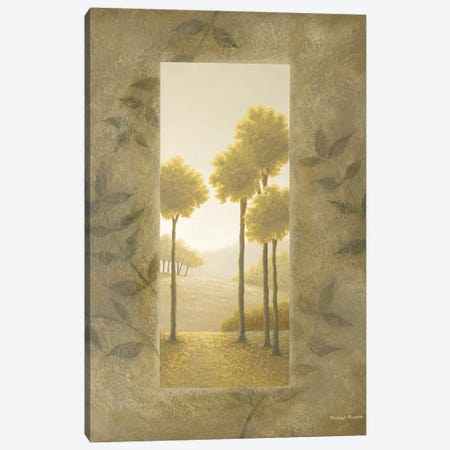 Golden Escape I Canvas Print #MMC71} by Michael Marcon Canvas Art Print