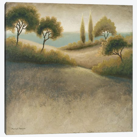 Iowa Endless Canvas Print #MMC80} by Michael Marcon Canvas Wall Art