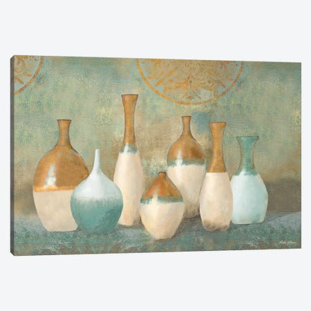 IVory Vessels Canvas Print #MMC81} by Michael Marcon Canvas Wall Art
