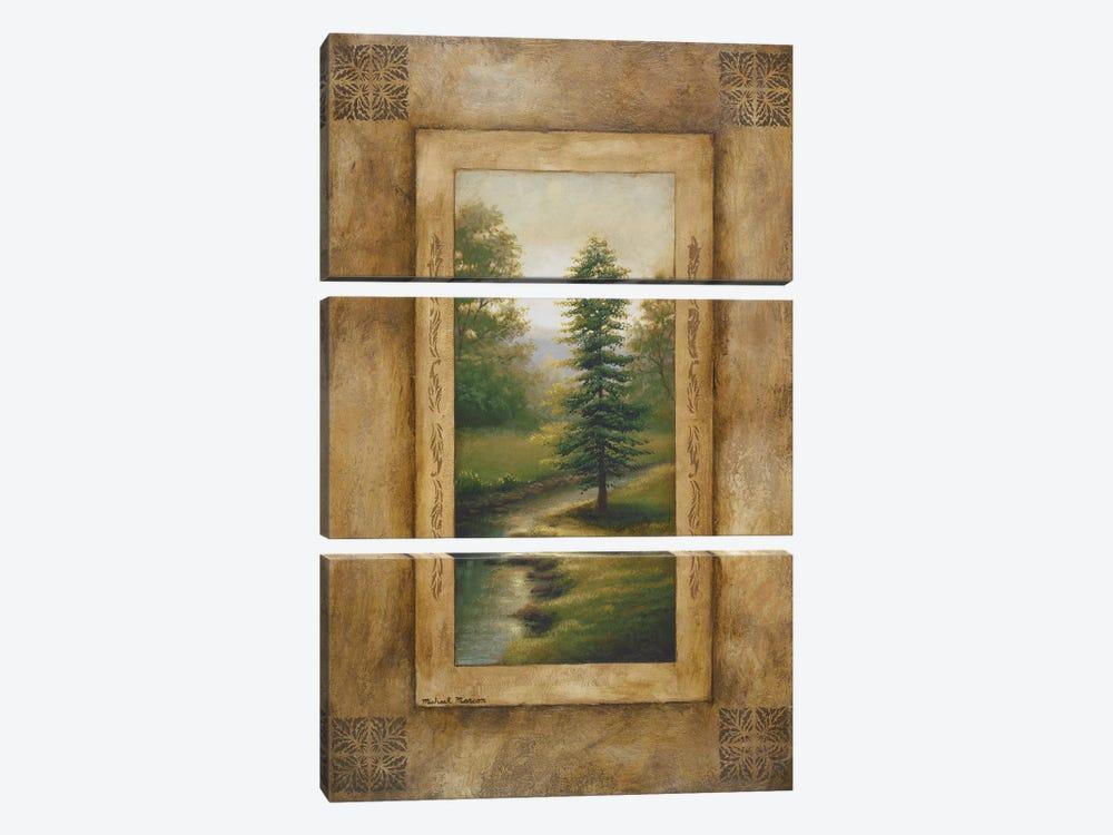 Marshfield Morning by Michael Marcon 3-piece Canvas Artwork