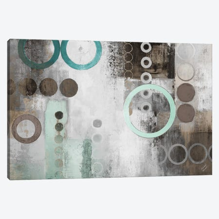 Mint Liberated Canvas Print #MMC94} by Michael Marcon Canvas Artwork