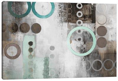 Mint Liberated Canvas Art Print