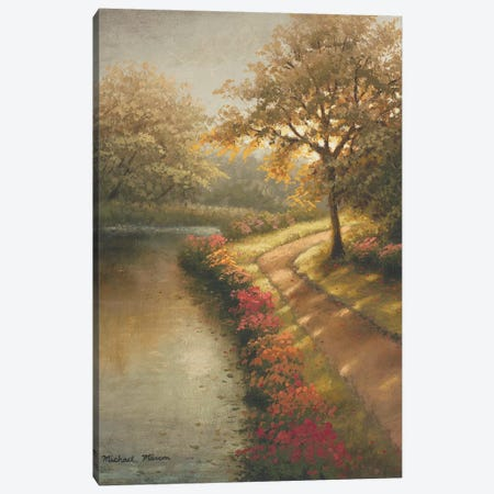 Morning Light I Canvas Print #MMC98} by Michael Marcon Art Print
