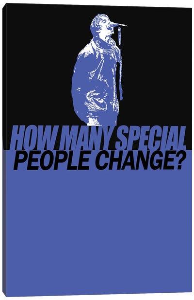 Oasis - Champagne Supernova Canvas Art Print