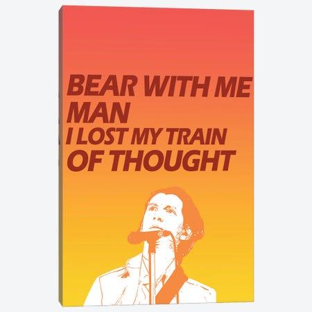 Arctic Monkeys - One Point Perspective Canvas Print #MMD36} by JMA Media Art Print