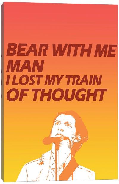 Arctic Monkeys - One Point Perspective Canvas Art Print