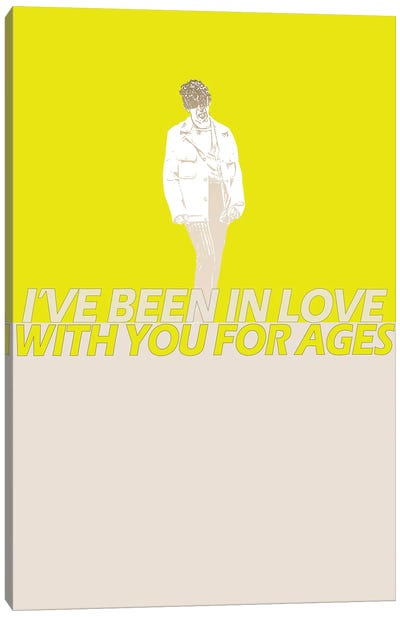 The 1975 - Me And You Together Song Canvas Art Print