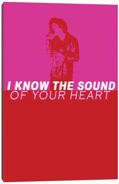 The 1975 - The Sound Canvas Art Print