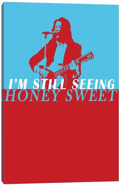 Blossoms - Honey Sweet Canvas Art Print