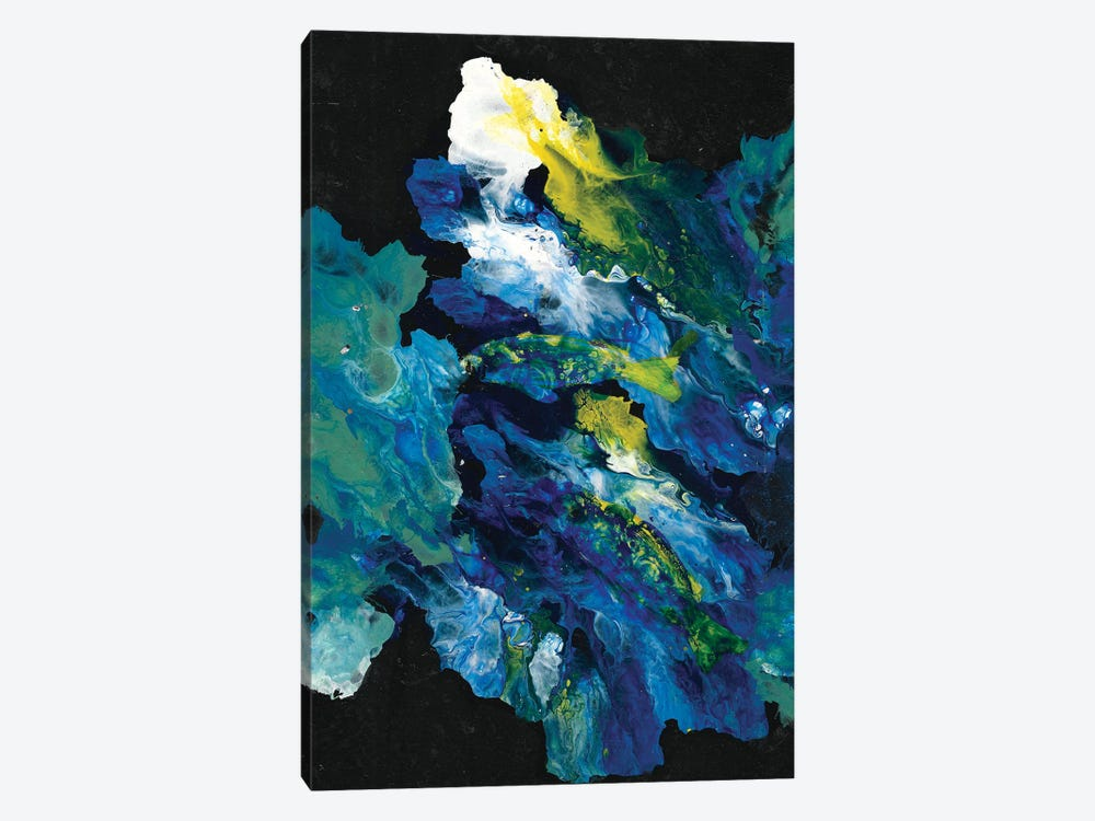 Movement In The Dark by Michelle Angella Meijs 1-piece Canvas Wall Art
