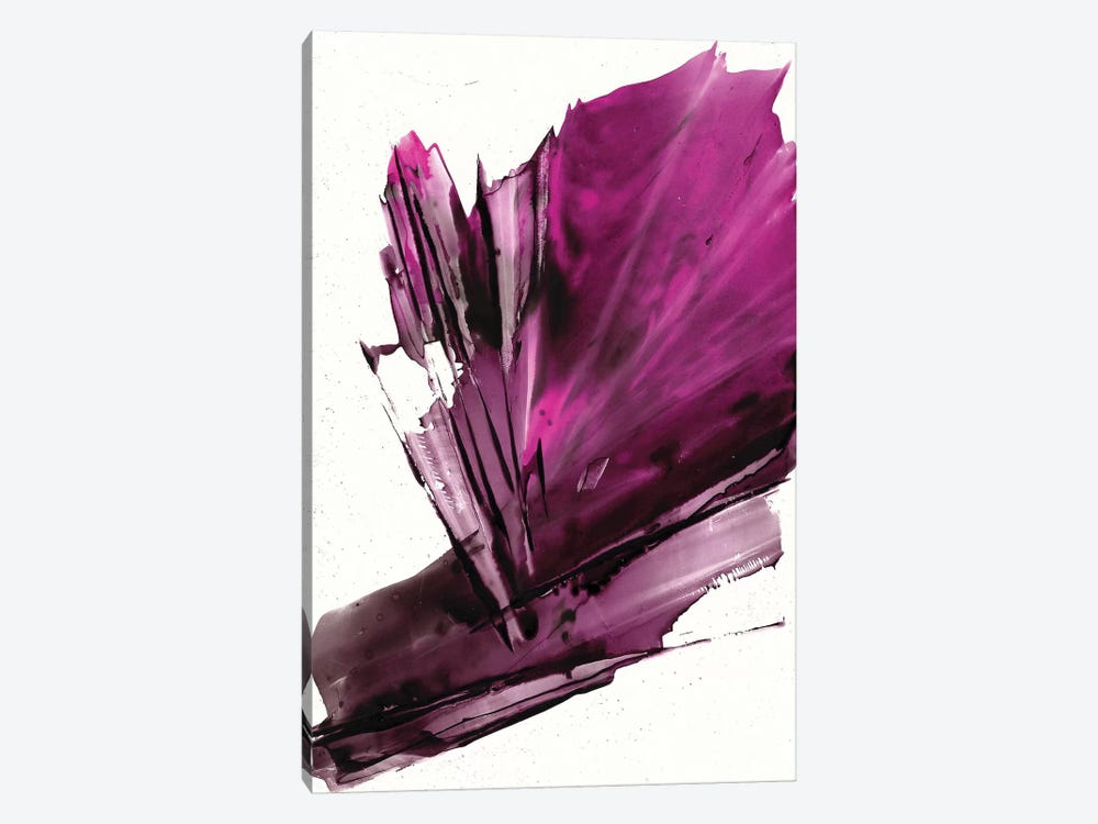 Dramatic Structure by Michelle Angella Meijs 1-piece Canvas Print