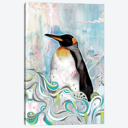 King Canvas Print #MMI10} by Mat Miller Art Print