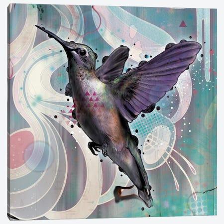 Reaching Canvas Print #MMI16} by Mat Miller Canvas Art