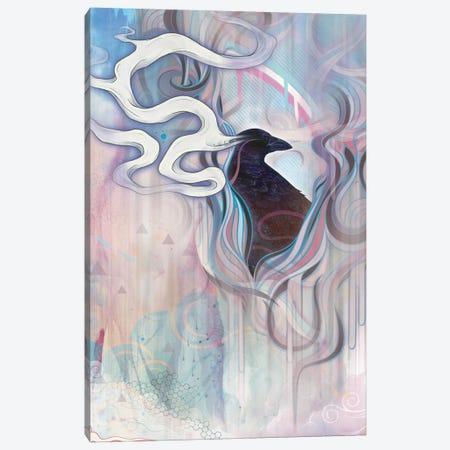 Sky Warden Canvas Print #MMI20} by Mat Miller Canvas Artwork