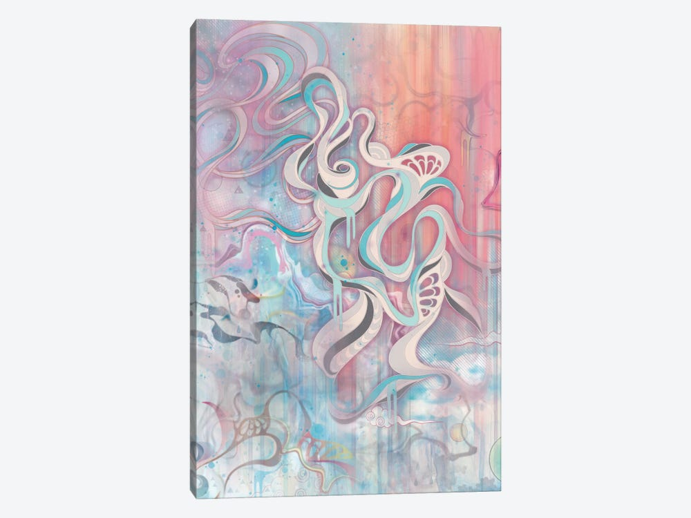 Tempest by Mat Miller 1-piece Canvas Art