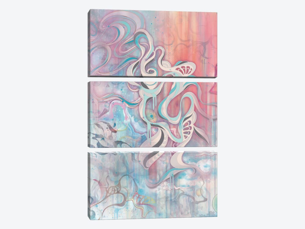Tempest by Mat Miller 3-piece Canvas Artwork