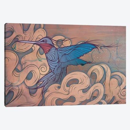 The Aerialist Canvas Print #MMI24} by Mat Miller Canvas Print