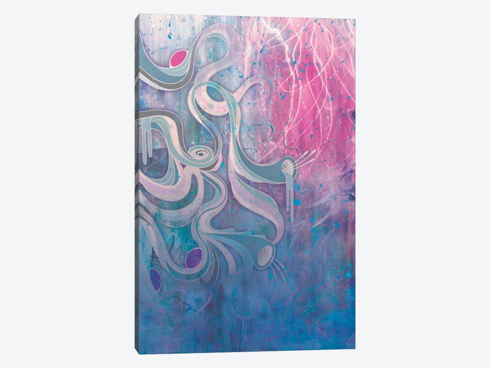 Electric Dreams by Mat Miller 1-piece Canvas Wall Art