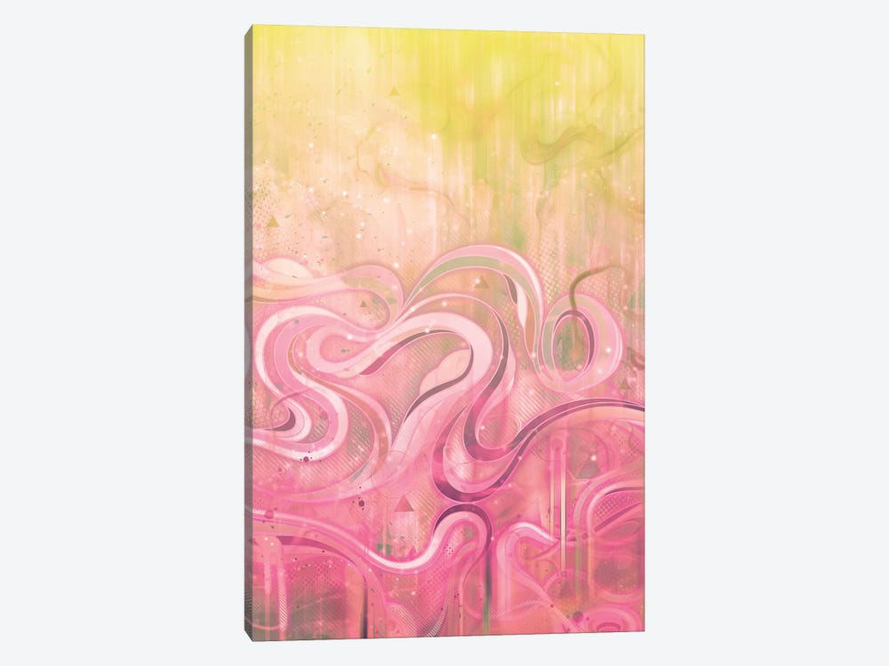 Cascade Sunset by Mat Miller 1-piece Canvas Wall Art