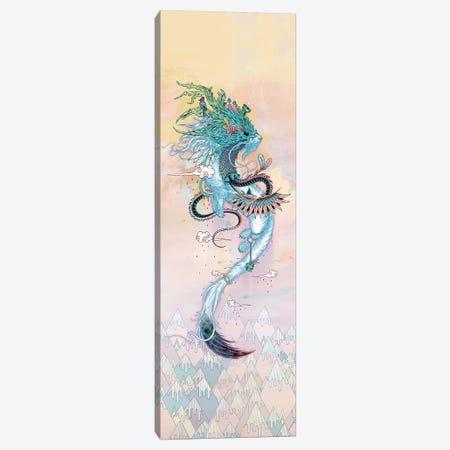 Journeying Spirit (Ermine) Canvas Print #MMI35} by Mat Miller Canvas Wall Art
