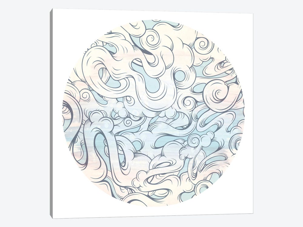 Entangled Souls 1-piece Art Print