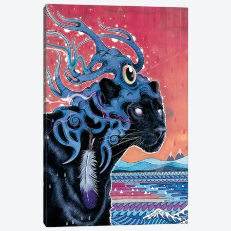 Farseer Canvas Print #MMI4} by Mat Miller Art Print