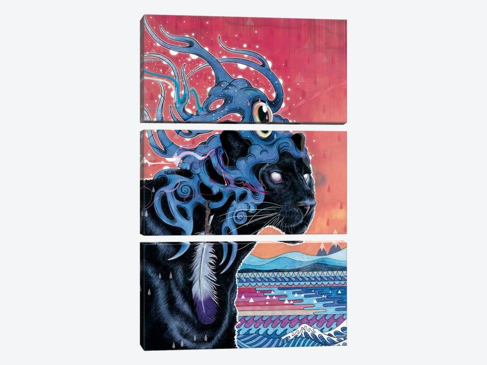 Farseer by Mat Miller 3-piece Canvas Wall Art