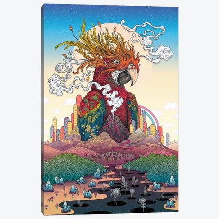 Borderlands Canvas Print #MMI50} by Mat Miller Art Print