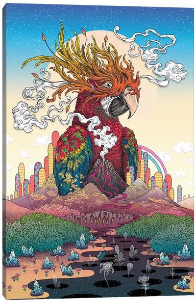 Borderlands Canvas Art Print