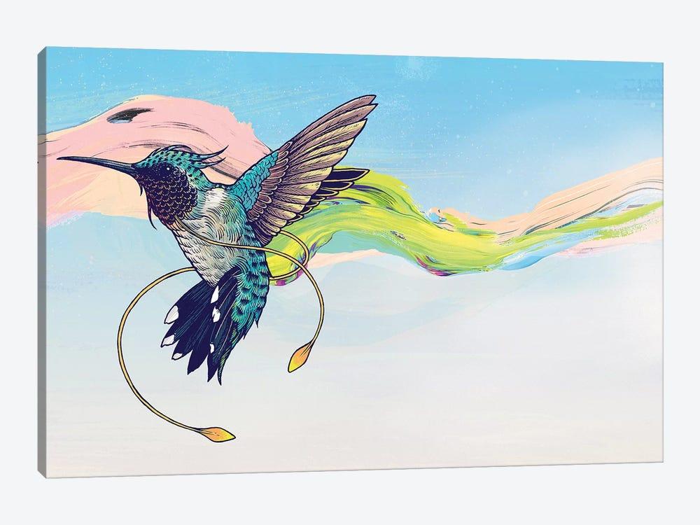 Hummingbird by Mat Miller 1-piece Canvas Art Print