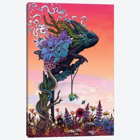 Phantasmagoria I Canvas Print #MMI55} by Mat Miller Canvas Art